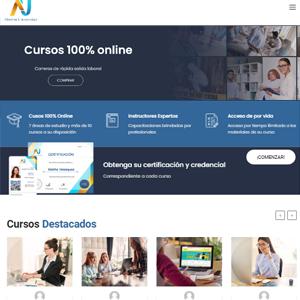 Sitio de E-learning